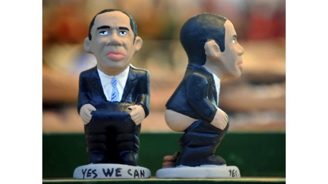 Фигурака Барака Обамы