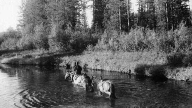 Экспедиция Леонида Кулика к месту падения Тунгусского метеорита (1938 год)