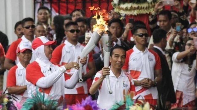 အင်ဒိုနီးရှား သမ္မတ ဂျိုကို ဝီဒိုဒို