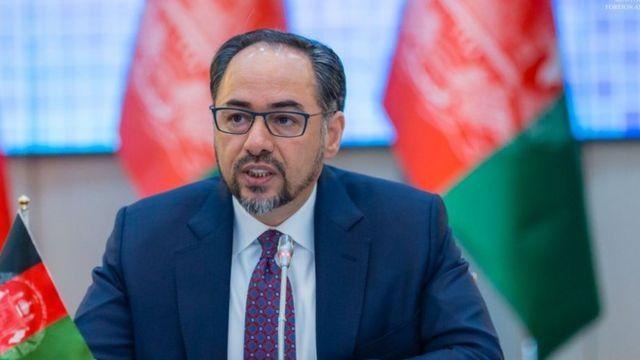 وزارت خارجه افغانستان