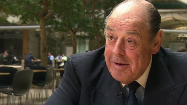 Sir Nicholas Soames, the Conservative MP for Mid Sussex.