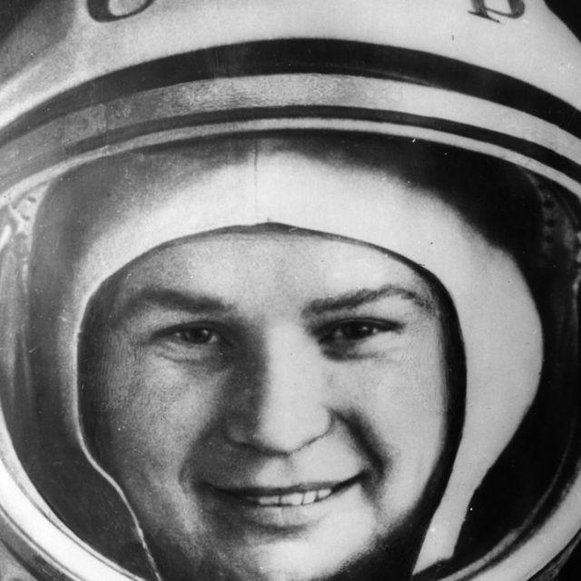 瓦莲京娜·捷列什科娃(Valentina Tereshkova)