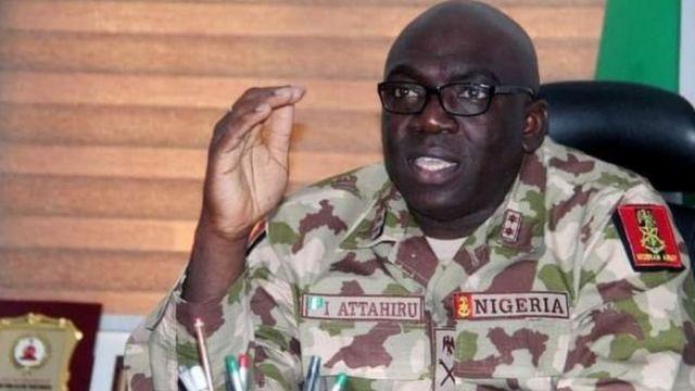 Chief of army staff Nigeria: Who be Ibrahim Attahiru wey die for military  plane crash? - BBC News Pidgin