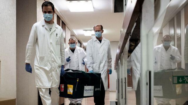 Вакцина в Венгрии