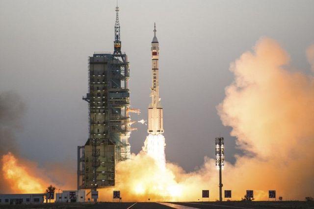 चीनी अंतरिक्ष यान
