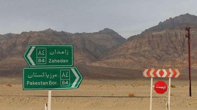 نیروهای ایرانی در مرز میرجاوه ربوده شدند