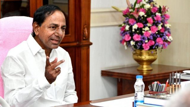 కేసీఆర్, తెలంగాణ ముఖ్యమంత్రి