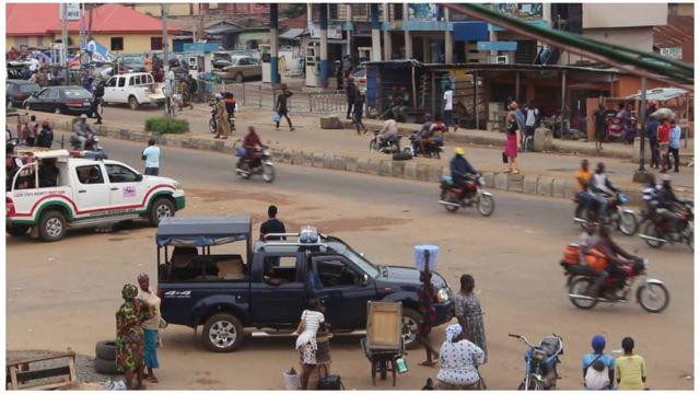 Igboro ilu Ado ekiti