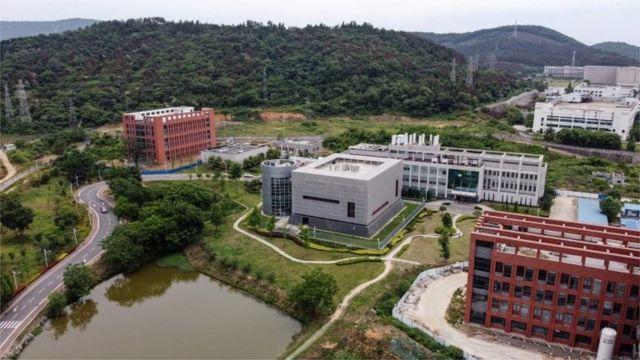 El Instituto de Virología de Wuhan