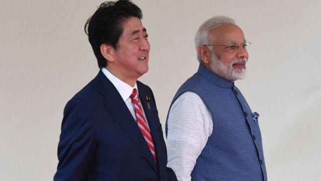 जापान और भारत