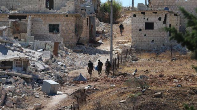 از زمان حملات روسیه به خاک سوریه بیش از نه هزار نفر کشته شدند