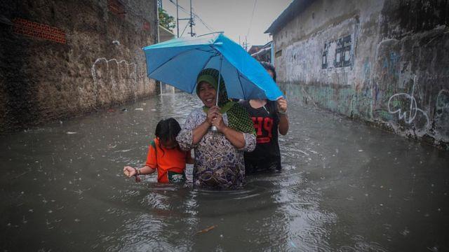 Musim Hujan Empat Hal Soal Potensi Cuaca Ekstrem Antisipasi Hingga Solusi Kekeringan Bbc News Indonesia