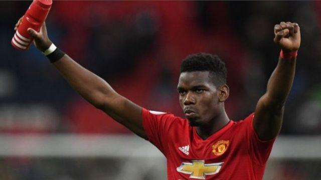Kiungo wakati wa man United Paul Pogba