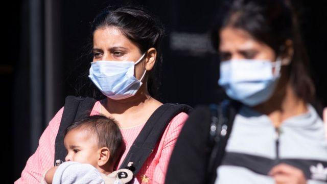 目前估计有9000名澳大利亚人身在印度,其中600人被列为易受感染人群。(photo:BBC)