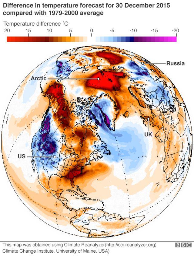 El Nino weather 'could be as bad as 1998', says Nasa