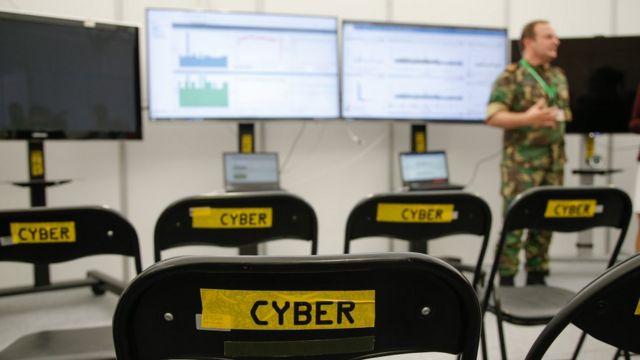 nato cyber training