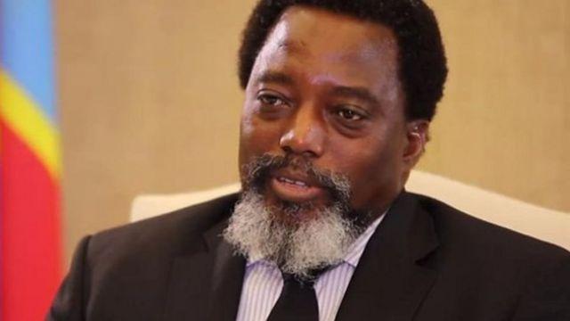 Perezida Joseph Kabila wa RD Congo