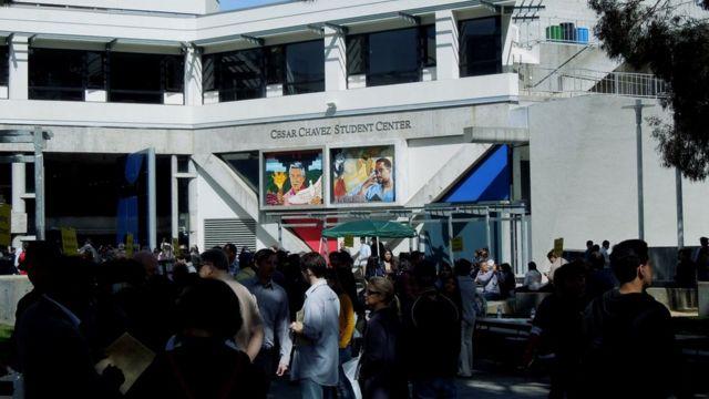Trung tâm sinh viên của trường Đại học Bang California San Francisco (SFSU)