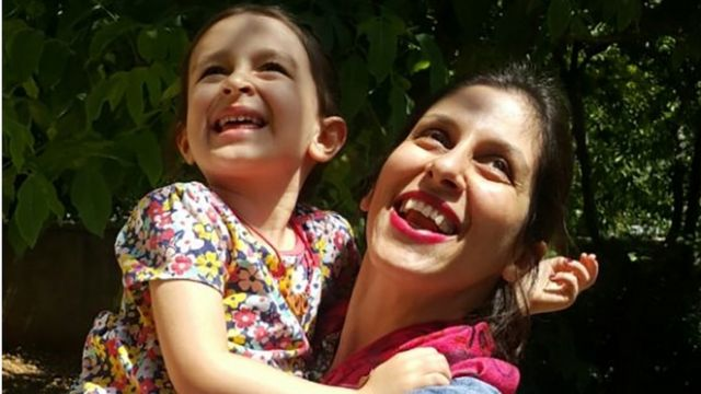 Nazanin Zaghari-Ratcliffe: Iran offers prisoner swap