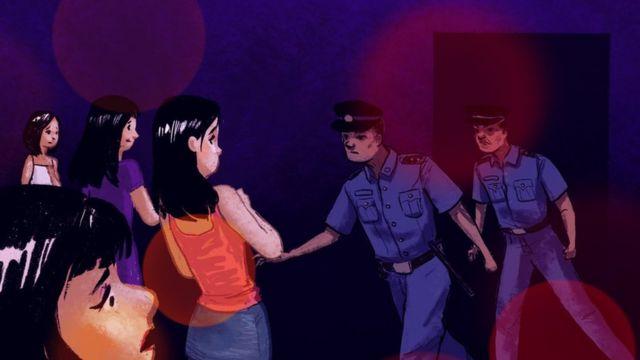 Phụ nữ mại dâm ở Singapore luôn lo sợ bị cảnh sát bắt