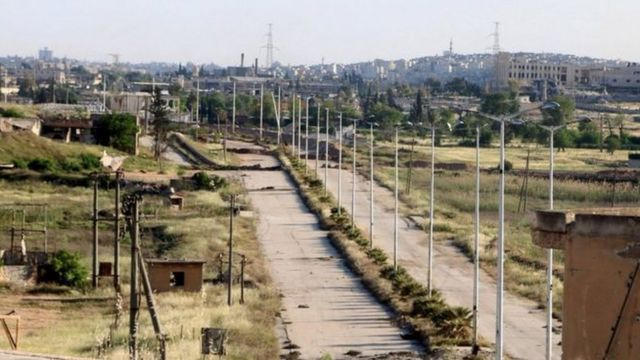 Окрестности Алеппо