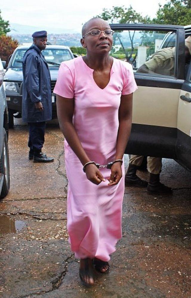Victoire Ingabire yakatiwe umunyururu mu 2013