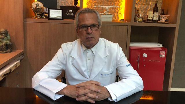 Adelino Amaral Silva, diretor da Sociedade Brasileira de Reprodução Assistida e membro do CFM