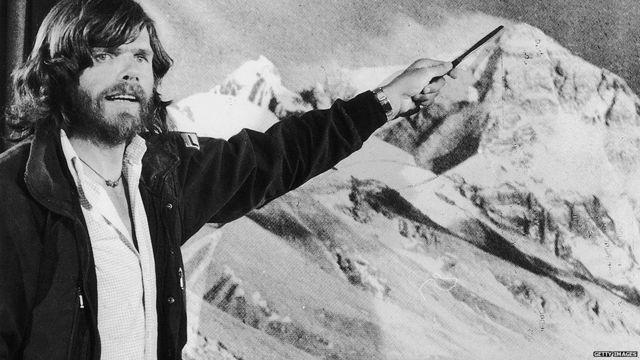 راینهولد مسنر، کوهنورد ایتالیایی در سال ۱۹۸۶ مدعی شد موجود اسرارآمیزی که دیده شده متعلق به یک گونه خرس در معرض انقراض بوده است.