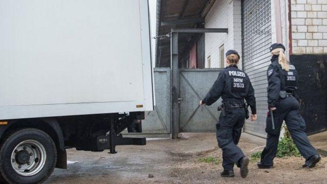 Polisi Jerman