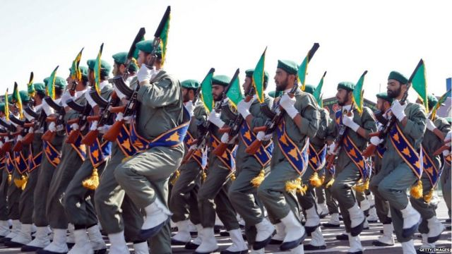 इराणचे सैन्य
