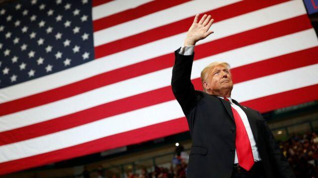 中期選舉最後衝刺,特朗普為共和黨作最後一輪拉票,並在社交媒體上透露與中國國家主席習近平通話。