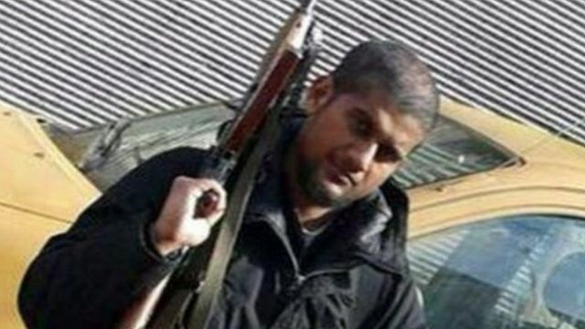 Islamic State video suspect thought to be Briton Siddhartha Dhar