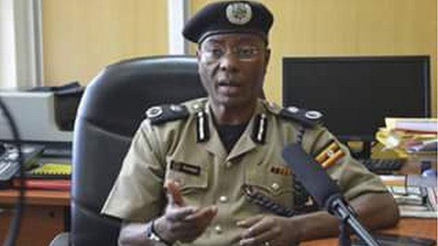 Asan Kasingye, afisa mwandamizi wa polisi Uganda