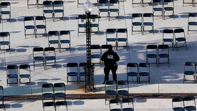 Усі запрошені на церемонію присяги будуть у масках і будуть дотримуватися дистанції