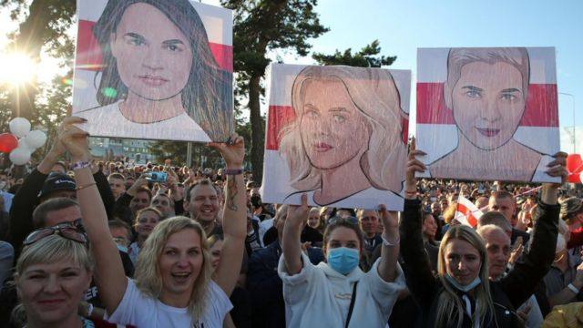 perempuan, politik, pemilu, Belarus