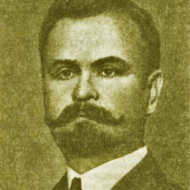 Борис Мартос, громадський діяч, майбутній прем'єр-міністр УНР