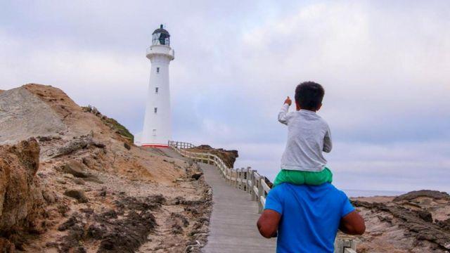 Прогулка к маяку