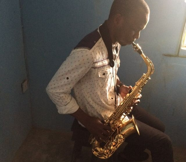 King of jazz: The Nigerian saxophonist inspiring generations