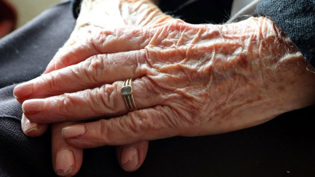 Elderly 'reluctant to complain' over health care