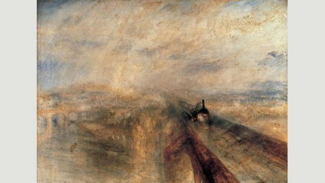 Pluie, vapeur et vitesse - Le chemin de fer du Grand (1844)