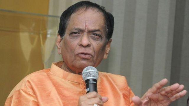 संगीतकार एम बालामुरलीकृष्णा