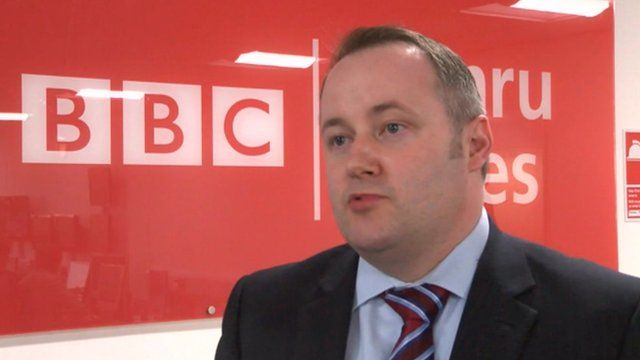 Clwyd West assembly member Darren Millar
