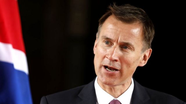 Hunt's tax plans could 'cost up to £65bn', says IFS