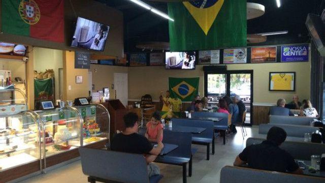 Padaria brasileira em Orlando