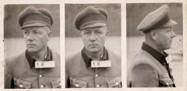 Лагердин комменданты Карл Петер Берг 1949-жылы атууга кеткен.