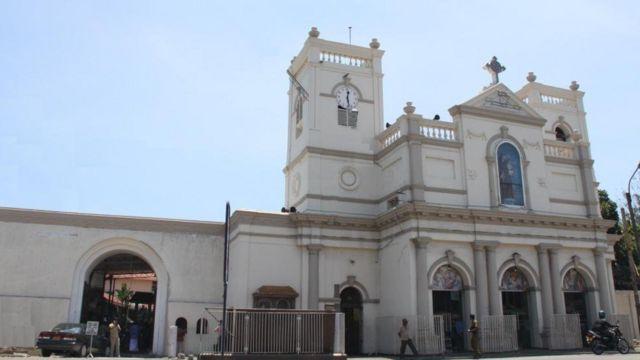 St. Anthony's Shrine, Kochchikade (Facebook)