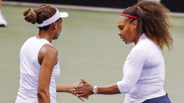 Serena na Venus Williams
