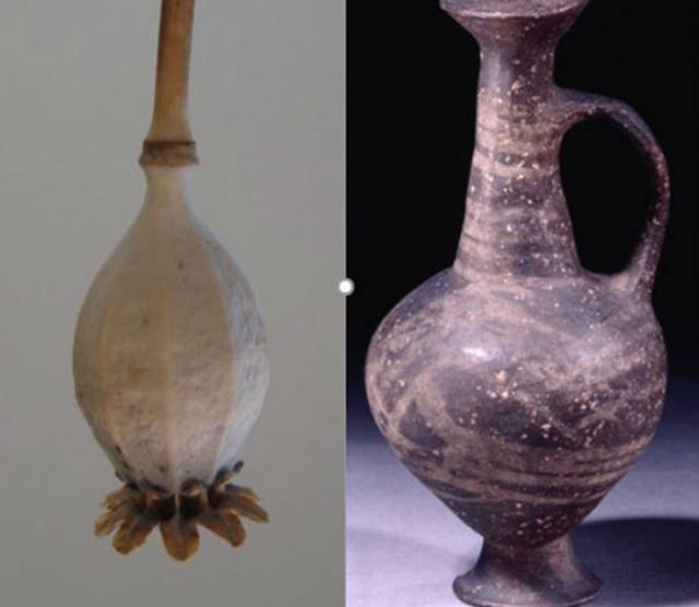 University of York finds drugs trace in Bronze Age jug