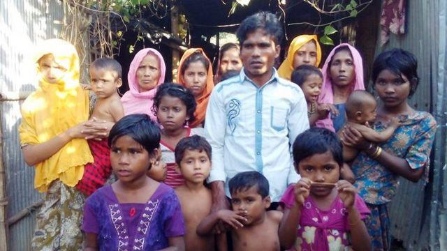 বাংলাদেশ, মিয়ানমার, রোহিঙ্গা