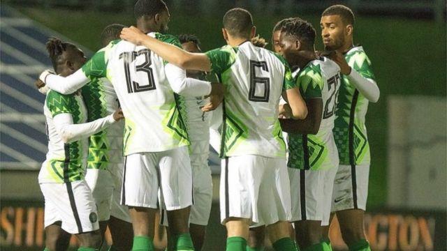 EndSARS protest: Super Eagle Players wan shun AFCON qualifier sake of  Nigeria violence - BBC News Pidgin